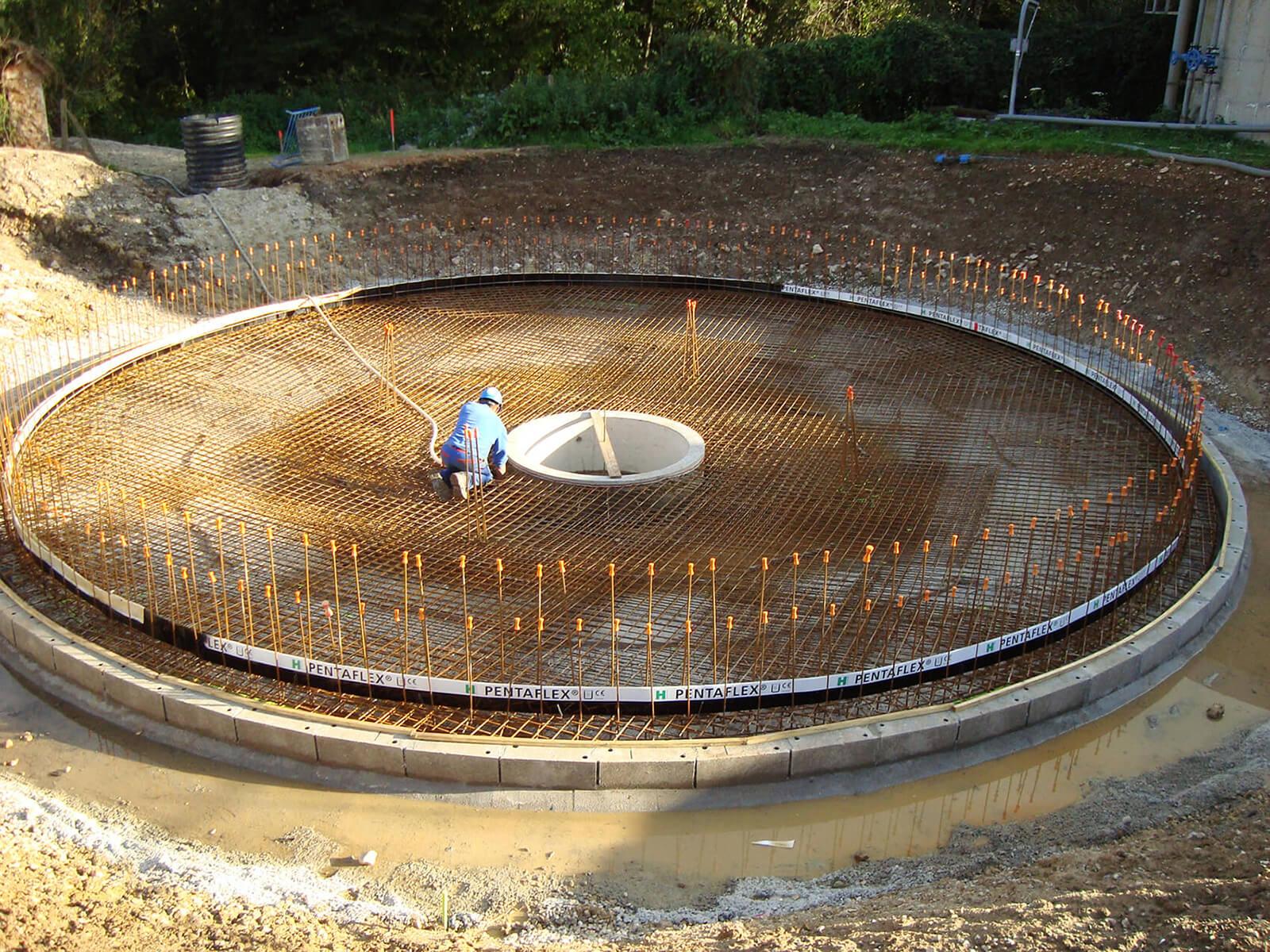 Travaux de Génie Civil de l'eau - SARL P.Ducrot