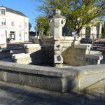 SARL P.Ducrot - Rénovation fontaine de Saint Christophe à Châteauroux